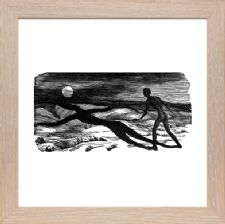 Madman - Unsigned - Ready Framed